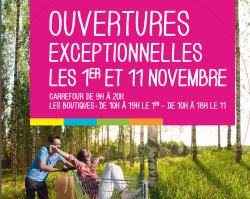 Overture exceptionnelle