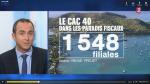 CAC 40 Paradis fiscaux