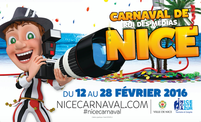 Affiche-Carnaval de Nice 2016